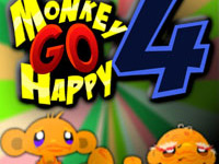 monkey go happy 8